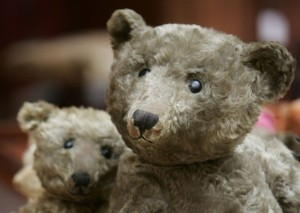 Steiff-Teddy-Bears