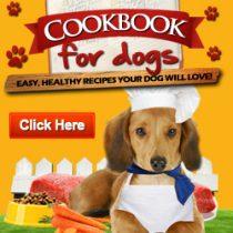 BEST NATURAL HEALTHY DOG FOOD COOKBOOK