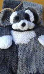 Mary Lee Burhoe Knitted Animal hats